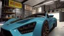 CSR2 ZENVO TS1 GT 'Sleipnir' 10th Anniversary shift tune for 7 257