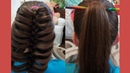 Косичка с карандашом / самый лёгкий способ плетения красивой косички