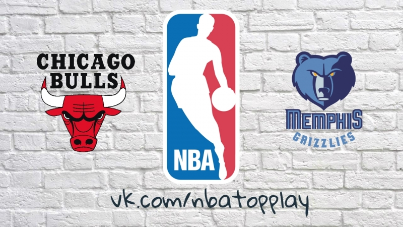 Chicago Bulls vs Memphis Grizzlies   March 15, 2018   2017-18 NBA Season