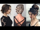 Unique PROM UPDOS for Long Hair 💕 2018 Hairstyles Compilation
