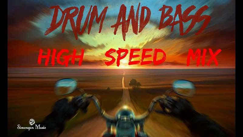 High Speed Fast Rhymes Of Drum And Bass Mix By SMP 174