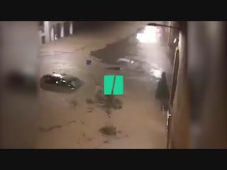 Les images des inondations autour de Carcassonne