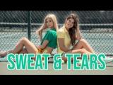 Blonde vs. Brunette  T-Time w Amanda Cerny