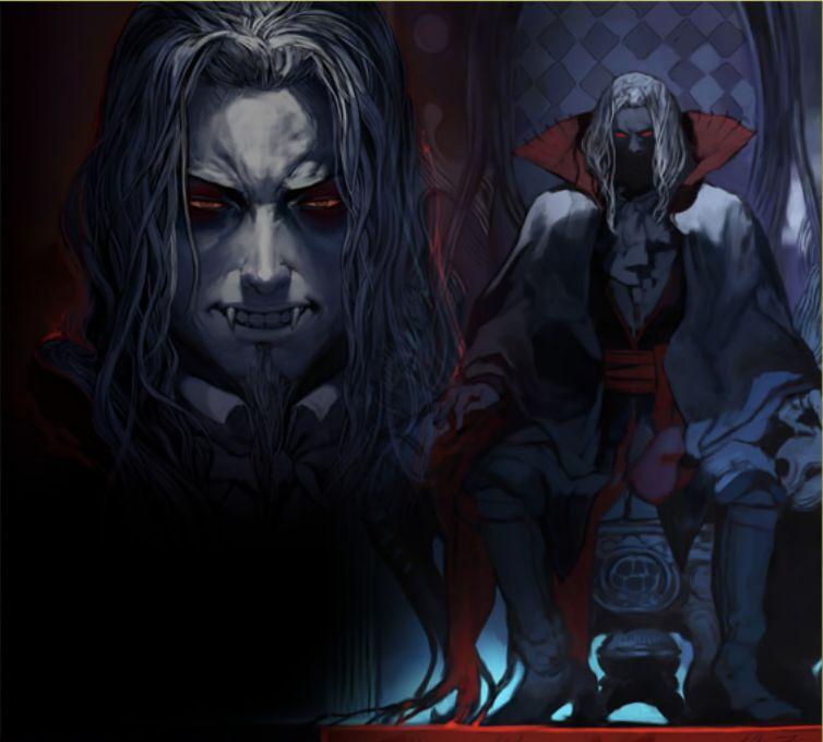 Вампир (авторская песня)