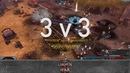 Dawn of War 2 Faction Wars 2018 Eldar v Imperial Guard 2