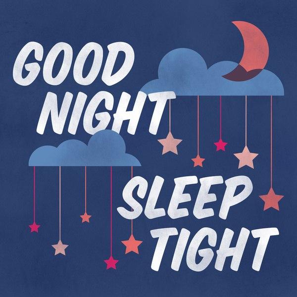 Картинки с пожеланием спокойной ночи на английском языке