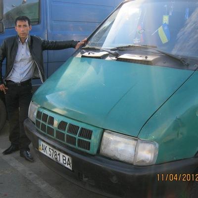 Вефадар Ибраимхелилов, 18 октября 1983, Симферополь, id158293054