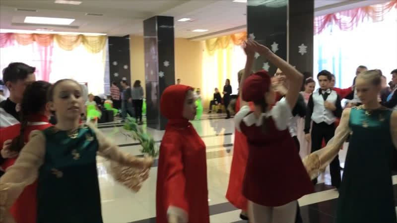 Ролик «Конкурс Пушкино 2018г.» - хореографический коллектив «Улыбка»