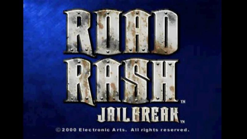 {PS1}Road Rash Jailbreak (сюжет с коляской Часть 1)[Darkman]
