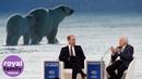 Prince William jokes about 'unpredictable kids' with David Attenborough