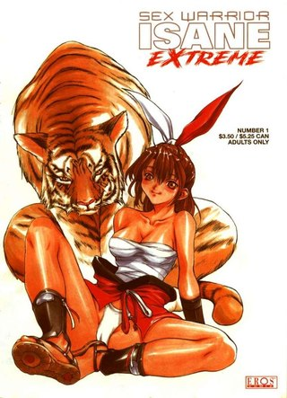Sex Warrior Isane Extreme 01