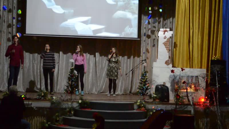 Музыкальный союз Созвездие исполняет песню 5ivesta Family А её сердце тук тук тук стучит быстрей