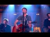 Джеймс Блант - `Bonfire heart` - Вечерний Ургант