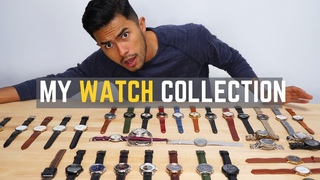 My Personal Watch Collection (Over 50 Watches!!)