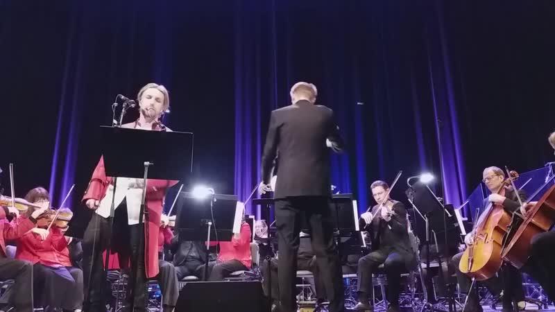 Tony Kakko - Love (Sonata Sinfonica 24.11.2018)