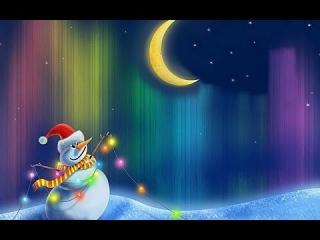 Новогоднее именное поздравление от деда мороза видео