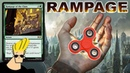Modern Rampage of the Clans Combo - MTG - Brewing with Meryn