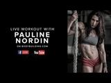Shredded Shoulders &amp Abs Workout Pauline Nordin