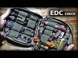 Мой EDC набор 2018НАЗEDC checkNew Everyday Carry GearEDC bag