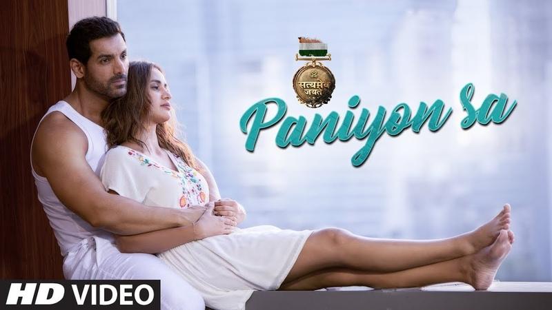 Клип PANIYON SA к фильму Satyameva Jayate - Джон Абрахам и Айша Шарма