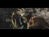 Смотреть как приручить дракона Ужасный Громмель игра как мультик для детей