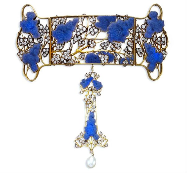 Rene Jules Lalique (1860-1945) Украшения. 68623