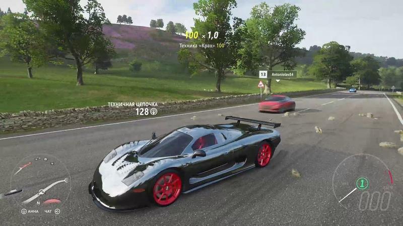 Forza Horizon 4 Как сделать burnout на любом авто