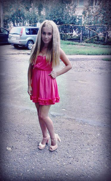 Фото красивых девочек 11 лет на аву в вк