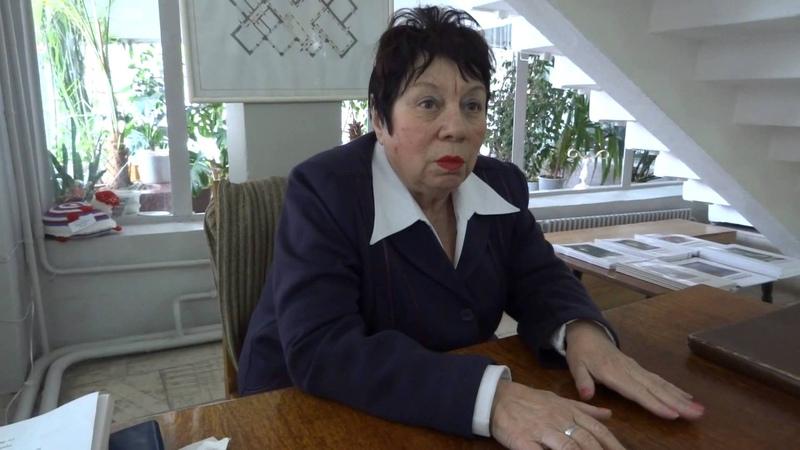 Воронова Тамара Ильинична Основатель дома-усадьбы А.М.Герасимова в Мичуринске