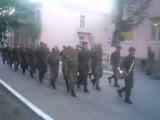Солдаты поют Спанч боба
