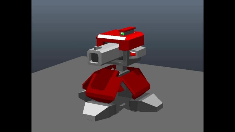 Armored Squad - Турель-трансформер