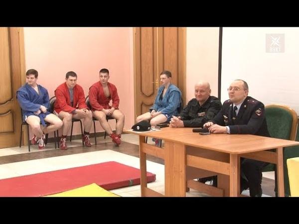Почетно и интересно! В деревне Косяково рассказали об особенностях поступления в университет МВД