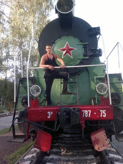 Денис Бурцев, 14 июля 1991, Москва, id201600447