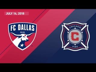 Highlights_ fc dallas vs. chicago fire _ july 14, 2018