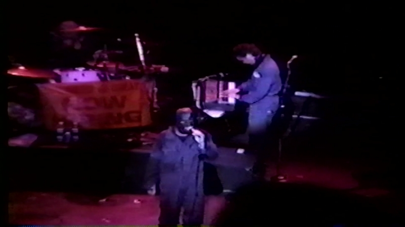11 Mr. Bungle – Parents Were Little Once Too (Fred Rogers) – The Warfield, San Francisco, Ca, Usa - 1992.04.20