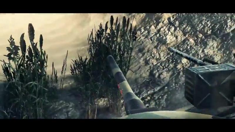 Звезда отметка на танке музыкальный клип от Студия ГРЕК и Wartactic Facebook 720p