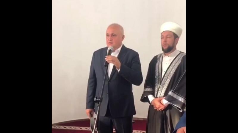 Соборная мечеть Мунира Кемерово