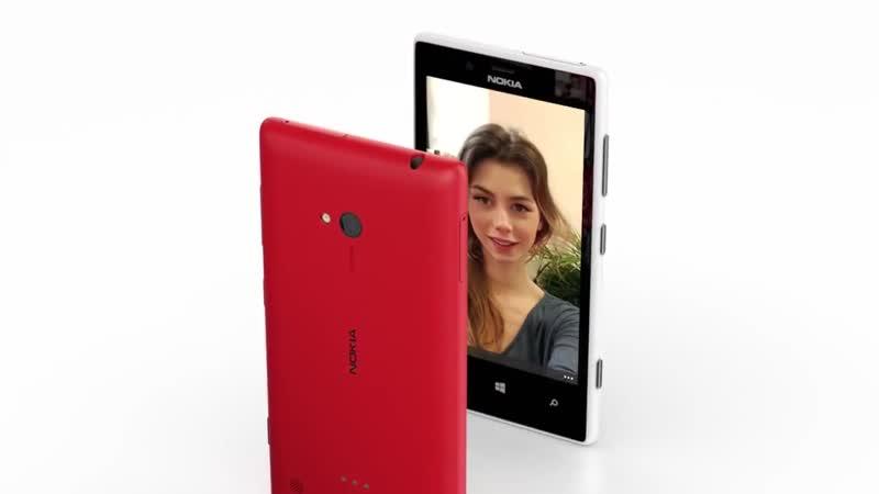Nokia Lumia 720 Promo