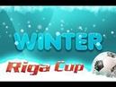 RigaCup winter U-13 СДЮСШОР Zenit - TJK Legion Live Stream