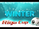 FINALS RigaCup winter U-13 Rīgas FA - MCFC Live Stream