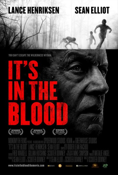 Ver It's in the Blood(2012) Online