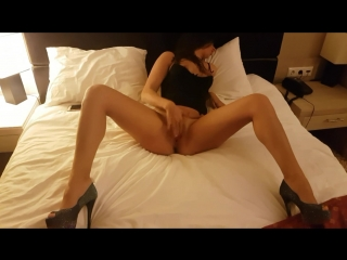 Russian sexwife sucked and fucked by husbands friend at hotel [russian, amateur, 1080p]