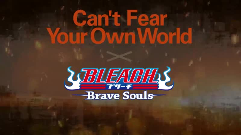 Cant Fear Your Own World x Bleach Brave Souls Intro to the Novelization