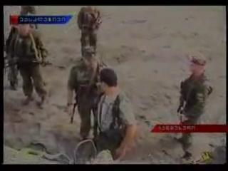 русские десантники дали пизды грузинскому спецназу