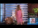 Chris Evans &amp Elizabeth Olsen - Last Dance (The Ellen DeGeneres Show)