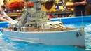 XXXL 128 KG!! RC SCALE MODEL SHIP!! *LARGE and HEAVY WEIGHT RC MODEL BATTLE CRUISER