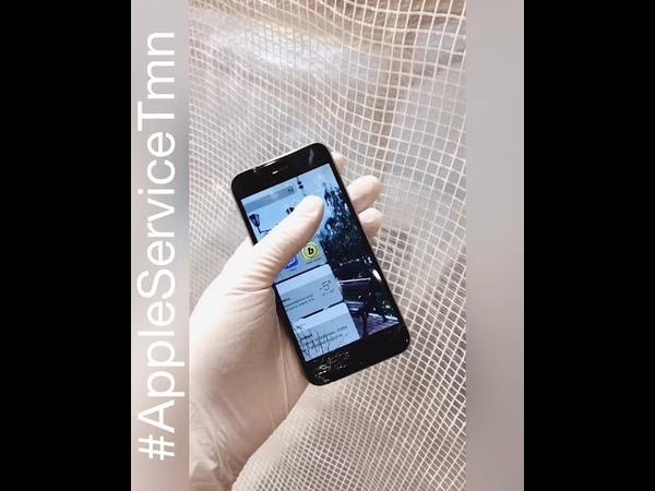 Замена только Стекла Apple iPhone 6 в Тюмени
