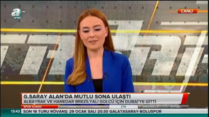 Galatasaray Alanda Mutlu Sona Ulaştı - Spor Ajansı 21 Ocak - Savaş Çorlu