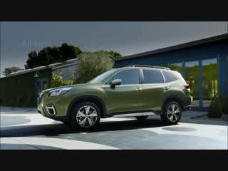 2019 Subaru Forester - INTERIOR