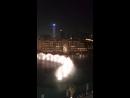 Танцующие фонтаны Дубаи